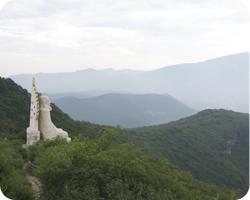 Where is the Shaolin Temple - Damo Statue