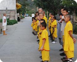 Kids of Shaolin