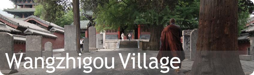 Where is the Shaolin Temple - Wangzhigou Village