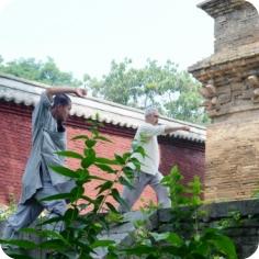 CK Martial Hearts Shaolin Temple Experience Master Hao Teaching 2