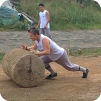 CK Martial Hearts 2015 Roundup - Michaela Pushing BoldersR