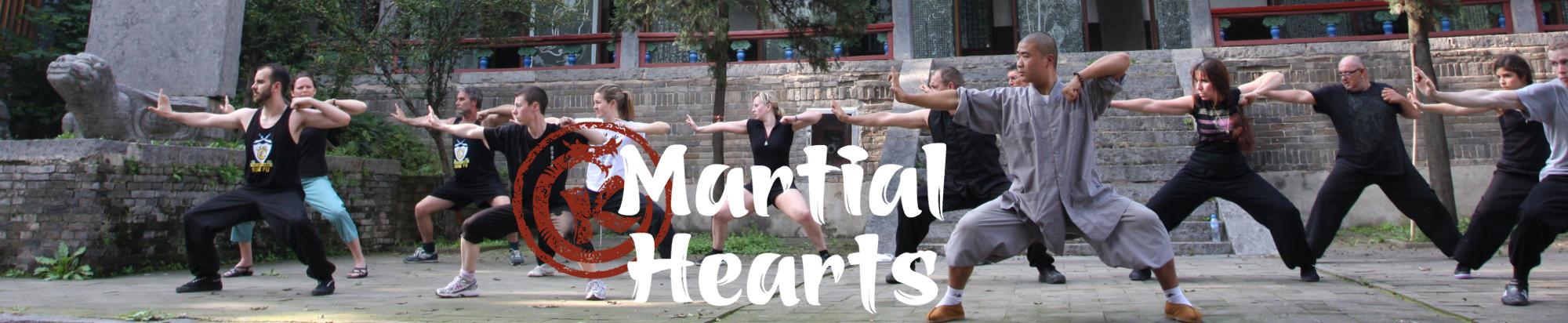 CK Martial Hearts