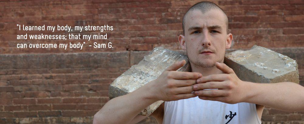 Sam Quote